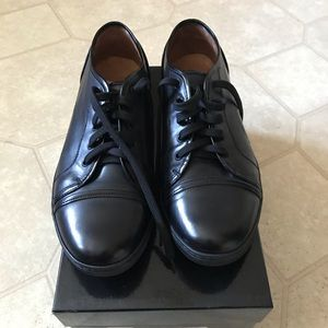 Men's Ollie Black Shoes